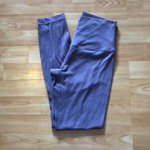 Lululemon align 7/8 leggings